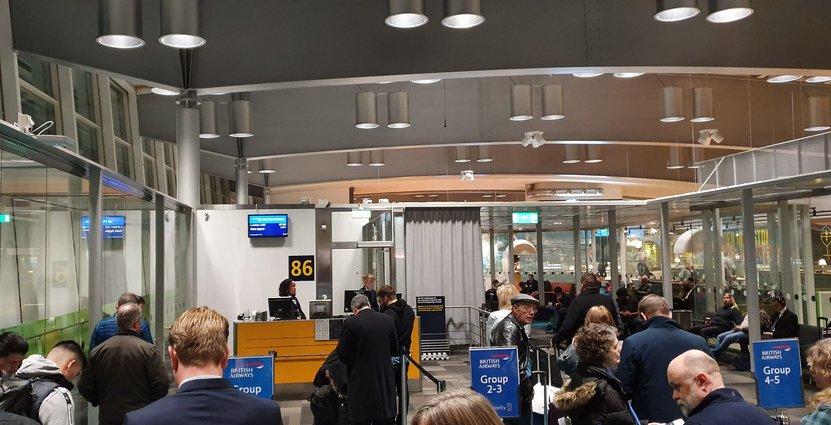 Flyget kommer med nya resenärer till hotellen Anders Johansson