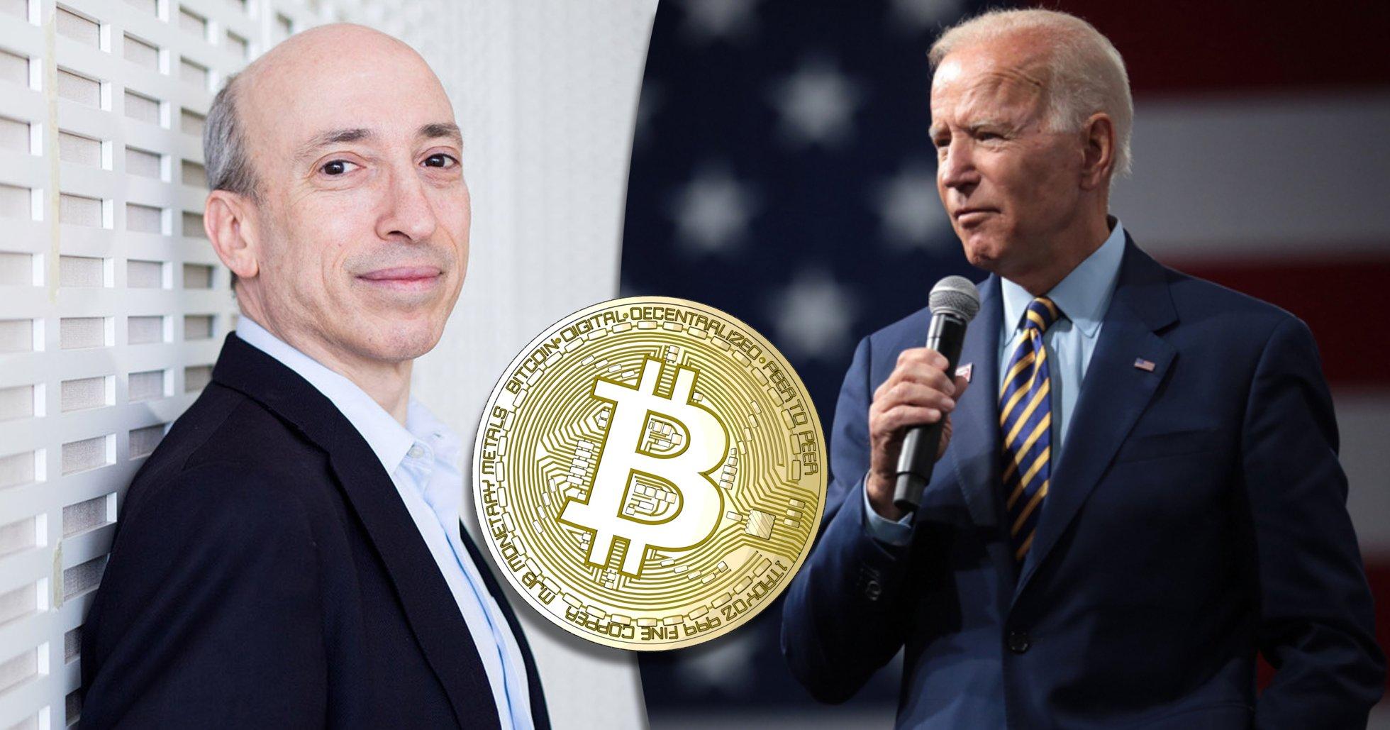 Joe Biden värvar kryptoexpert till hög post i sitt övergångsteam