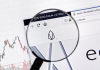 Bitcoin håller fortfarande 3 500-dollarsnivån – eos ökar mest