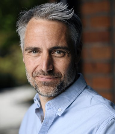 Bokaktuella Anders Wallensten:
