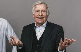 Branschveteranen taggar ner efter 70-årig karriär