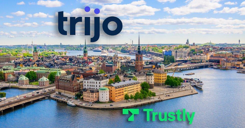 Nu erbjuder kryptobörsen Trijo direkta insättningar via betaljätten Trustly