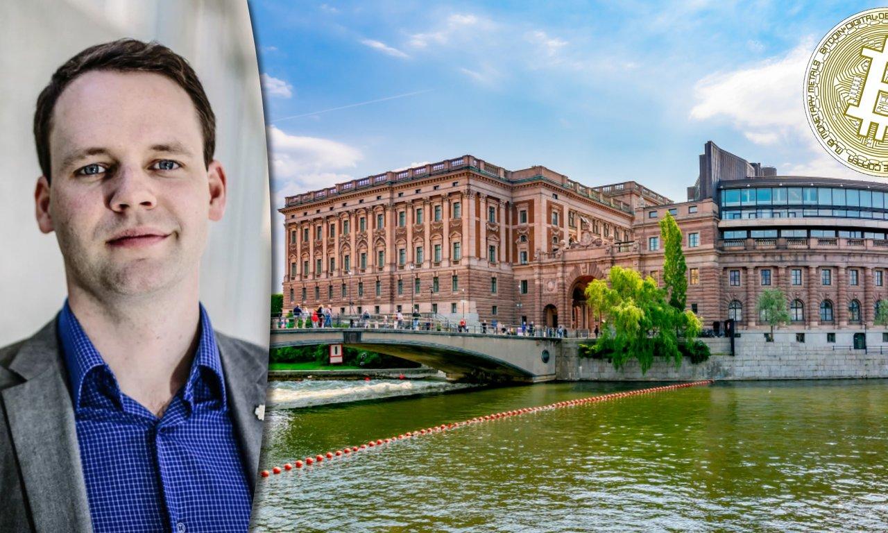 Riksdagsledamot om svenska bankers inställning till kryptovalutor: