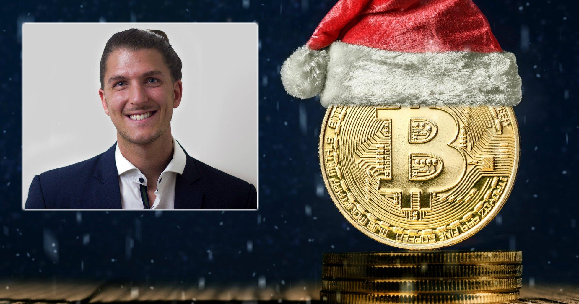 Julanalys: Kryptomarknaden faller – det är då det är viktigt att köpa.