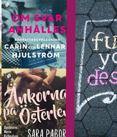 6 böcker om när livet ger en andra chans