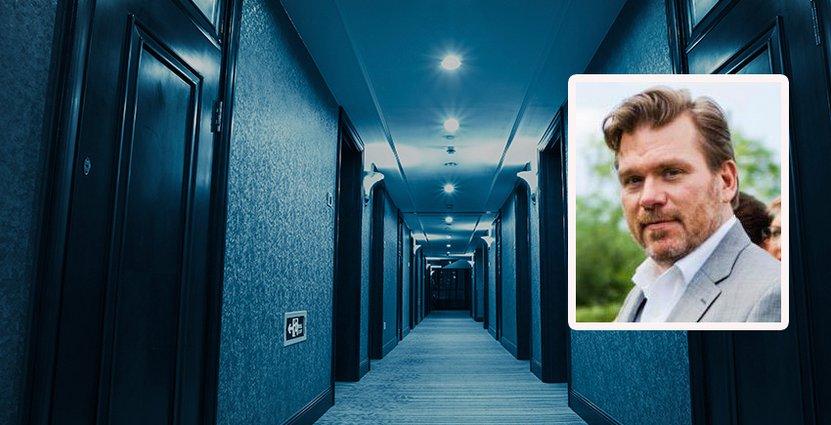 Niklas Kullinger, vd på Adilimo, arbetade tidigare på hotell i Stockholm och fick då erfara flera incidenter.<br />