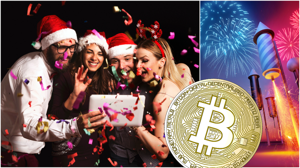 Trijo News launches guessing contest on what the bitcoin price will be on New Year's Eve.