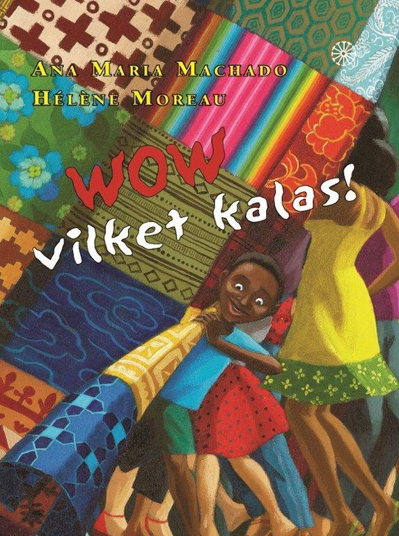 Från Indien till Italien — res jorden runt med barnböcker