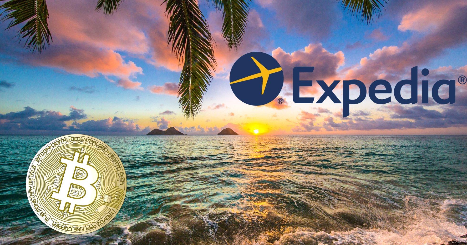 Efter nytt Expedia-samarbete: Nu kan du betala för semestern med bitcoin