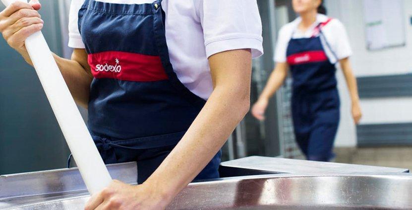 Måltidsföretaget Sodexo vill bidra till att fler utbildas till kockar. Foto: Sodexo