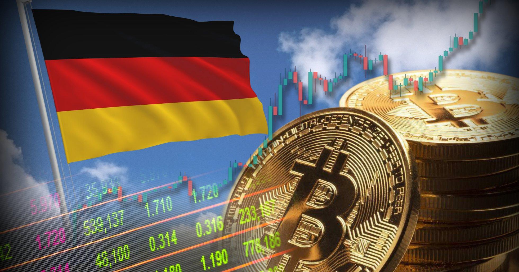 Ny lag i Tyskland öppnar upp för institutionella kryptofonder.