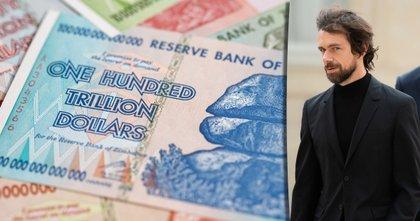Twitters vd: Hyperinflation snart ett faktum världen över