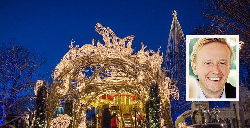 Jul på Liseberg hade 40 000 fler gäster 2018 än <br /> året innan, delvis tack vare väder och bra kommunikation.  Foto: Liseberg