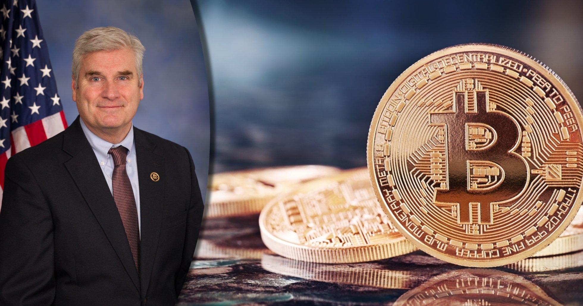 Amerikansk kongressledamot hyllar bitcoin: Kommer att gå starkare ur krisen