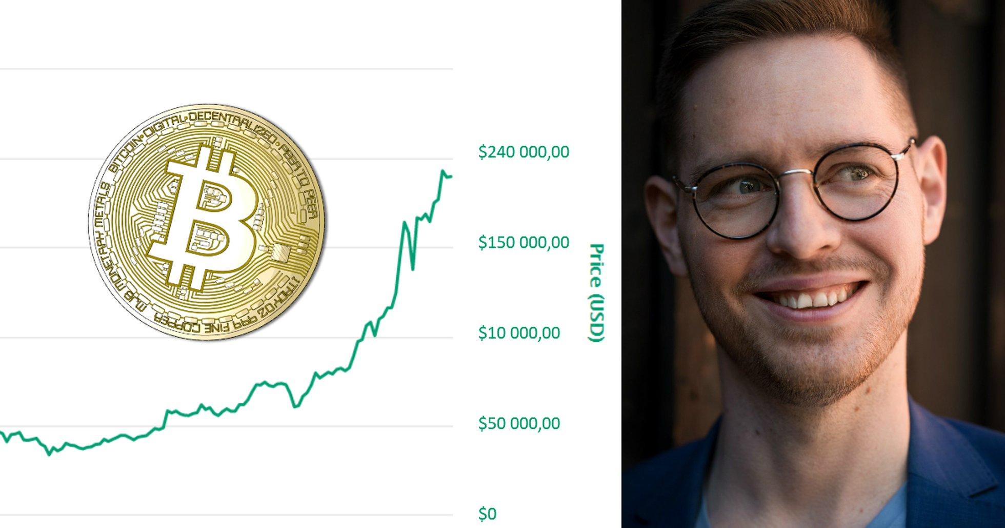 Just nu kan vara ett bra tillfälle att investera i bitcoin, skriver Totte Löfström, expert på kryptovalutor och vd för Trijo och Trijo News.Just nu kan vara ett bra tillfälle att investera i bitcoin