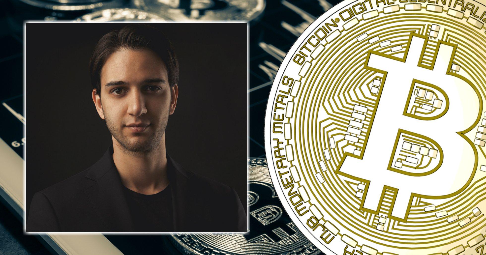 Svenska profilen Eric Wall startar kryptofond – backas av norsk mångmiljardär.