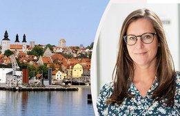 Hon ska leda Gotlands besöksnäring framåt