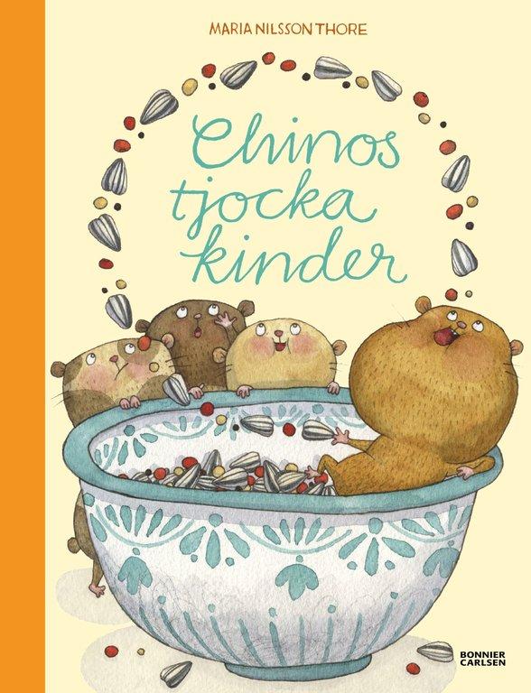 Pip! 7 barnböcker om hamstrar, vandrande pinnar och andra gulliga små djur