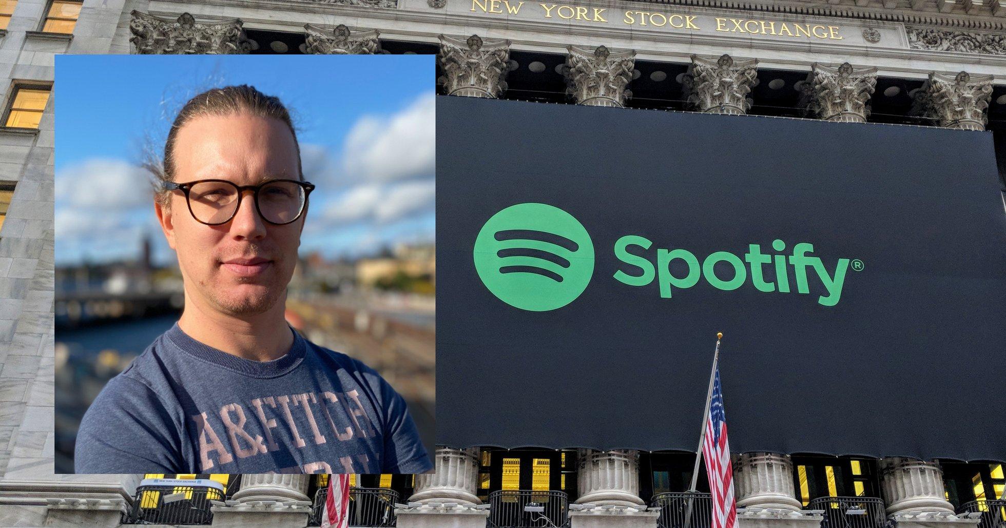 Ge det ett halvår – sen har Spotify köpt bitcoin.