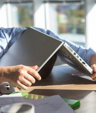 5 böcker som lindrar jobb-ångesten