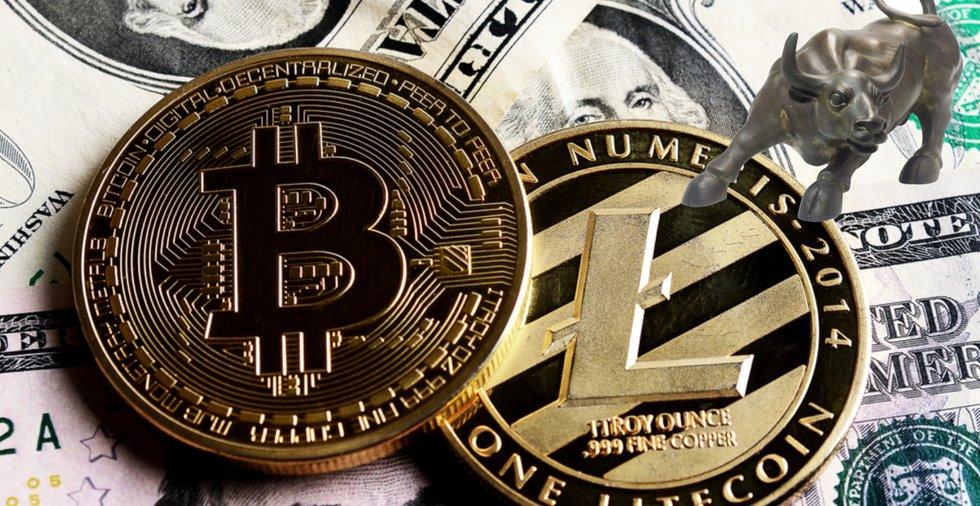 Litecoin hade en monstermånad – därför kan det leda till en tjurmarknad för bitcoin