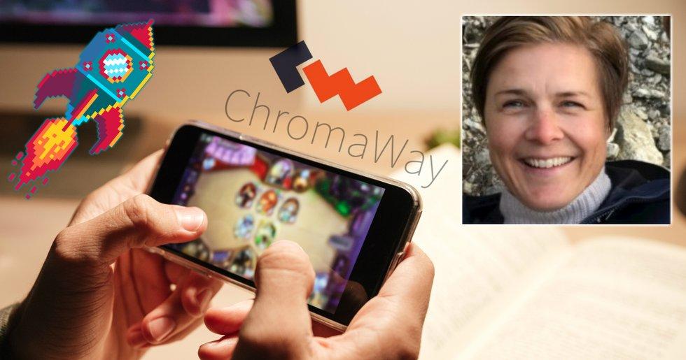 """Chromaway satsar på gaming: """"En sprängfylld raket på väg att lyfta"""""""