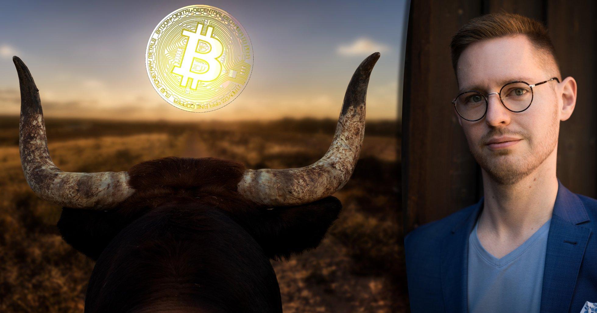 Bitcoinpriset visar styrka: