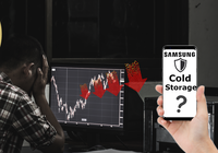 Daily crypto: Red markets and rumors about a Samsung crypto wallet