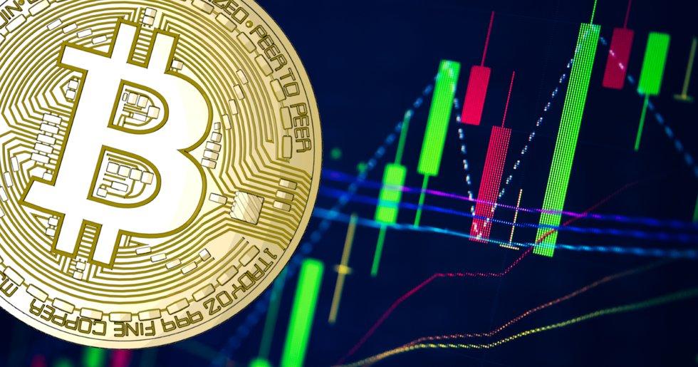 Bitcoinpriset närmar sig stort motstånd – kan leda till branta prisfall.