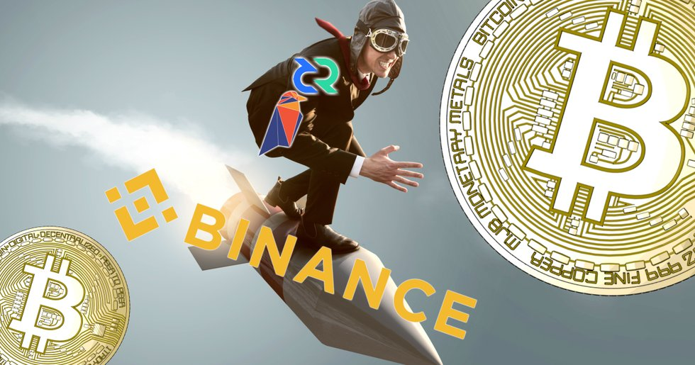Daily crypto: Stagnant markets and new listing on Binance led to rally.