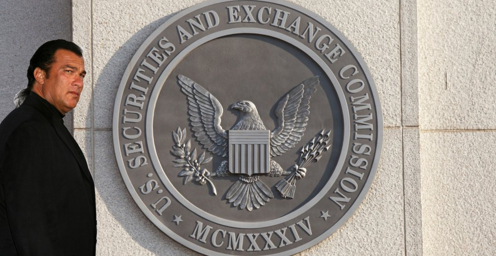 Marknadsförde ICO – nu får Steven Seagal böta över 3 miljoner kronor