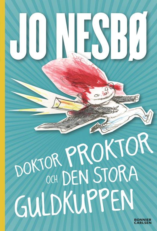 9 fina barnböcker av norska författare