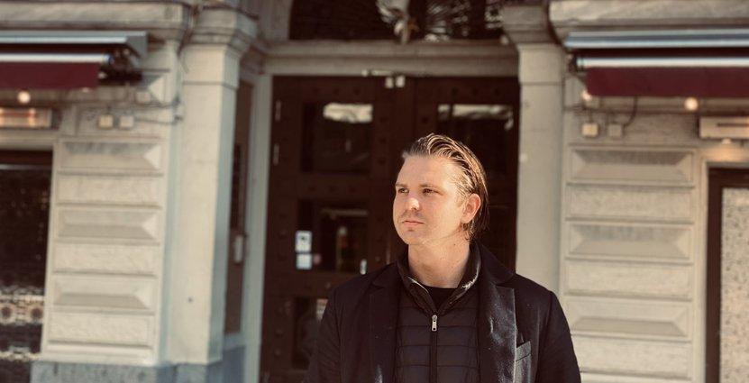 Martin Elfström, vd för Sturecompagniet som är en del av Stureplansgruppen. Foto: Stureplansgruppen