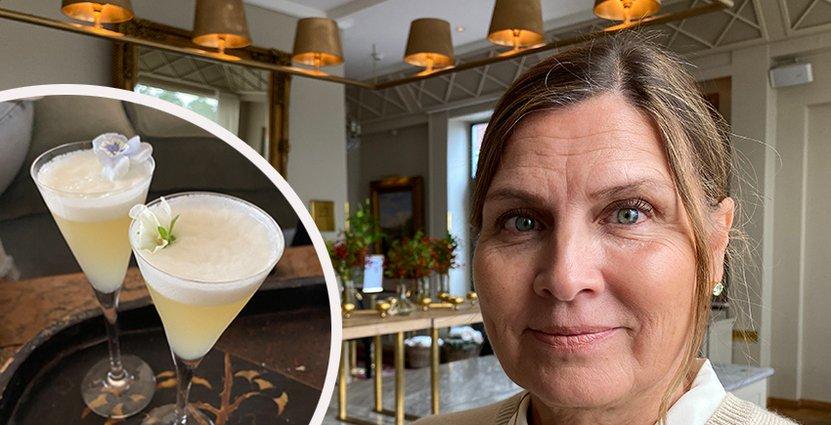 Grand Hotel Saltsjöbadens spa har haft stor betydelse för<br />  sommarens resultat, säger vd Katarina Romell.