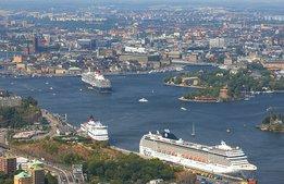 Snedvriden konkurrens – privat turistbyrå portas från Stockholms Hamnar