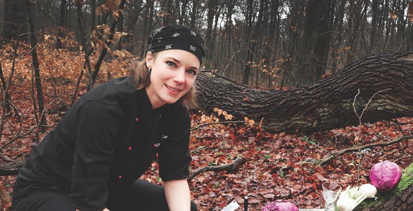 Nivån på många svenska kockar är för låg, menar Titti Qvarnström, som sitter med i ledningsgruppen för Akademi Båstads nya kockutbildning.  Foto: Caroline Södergren