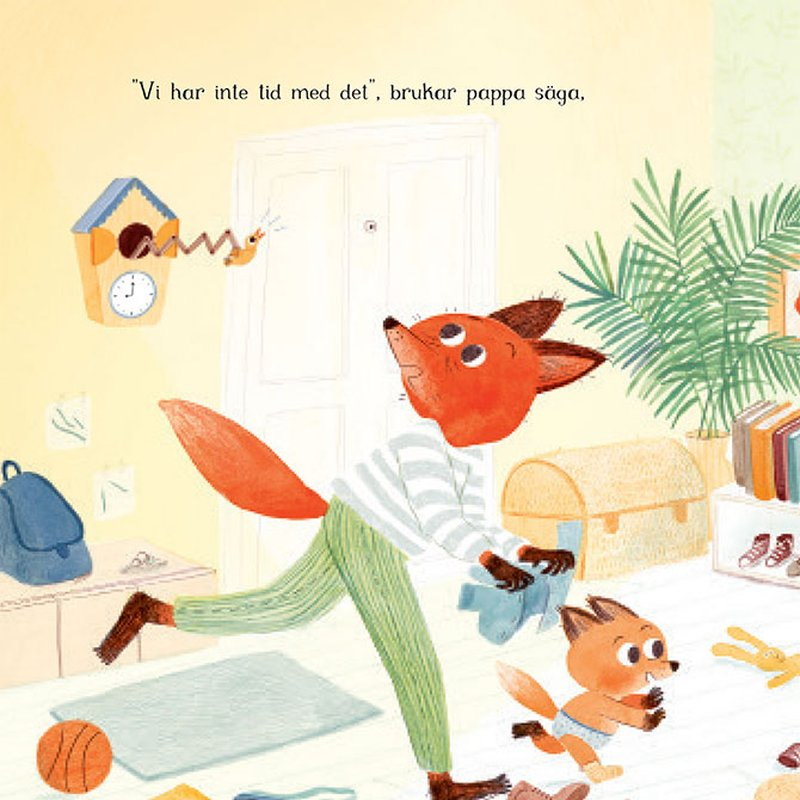 Tick tack! 6 barnböcker om tid