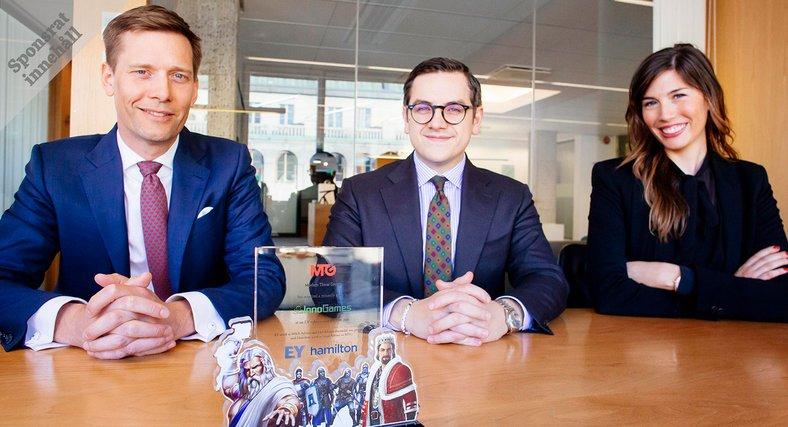 Affärsjuridik som gör skillnad: Hamilton säkrade MTG spelbolagsaffär