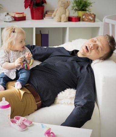 Småbarnsförälder? Här är böcker med med hög igenkänning