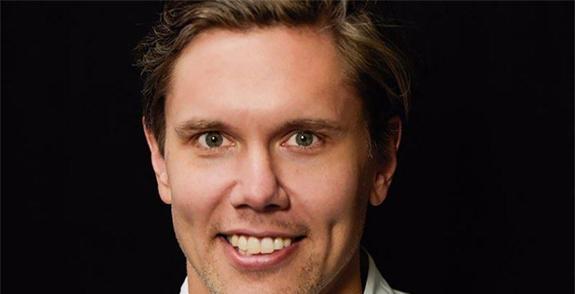 Tommy Myllymäki vann Årets Kock 2007 och har<br />  länge suttit med i juryn för tävlingen. Foto: Årets Kock