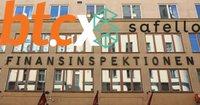 Finansinspektionen granskar svenska kryptoväxlare: