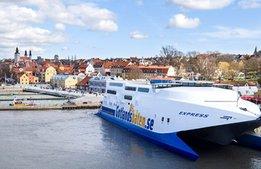 Nya Gotlandsbåten ställer in trafiken nästa år
