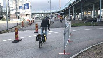 "Se hit, alla ""Centralen-cyklister""!"
