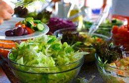 Mer grönt och mindre kött i Fazer-satsning