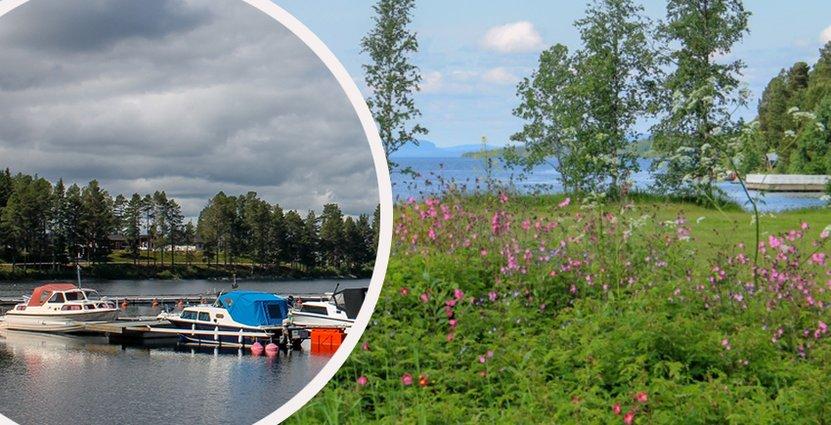 Storuman Camping tappade 90 procent av bokningarna i maj.