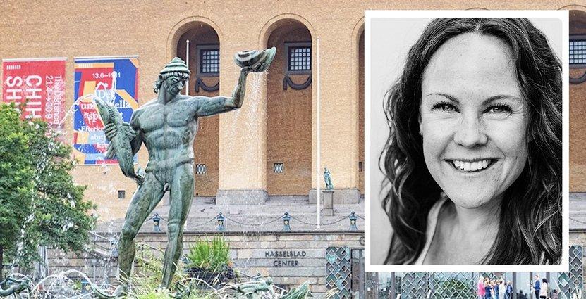 Anna Mjörnvik, projektledare på Göteborg & Co.