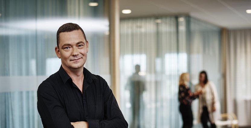 Peter Grönberg har utsetts till ny vd för Göteborg & Co. Foto: Anders Thessing
