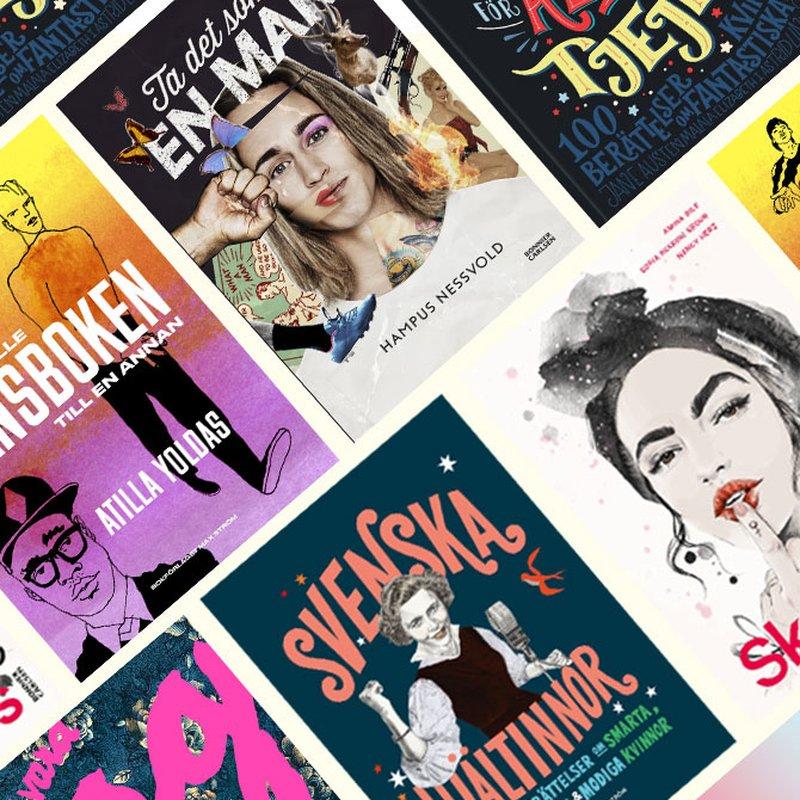 15 böcker om normer och jämställdhet som alla borde läsa i skolan