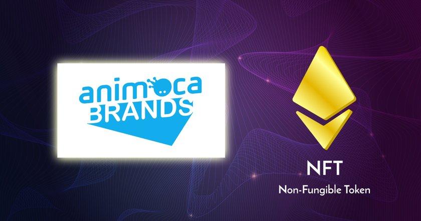 NFT-utvecklaren Animoca värderas till över 8 miljarder kronor efter ny kapitalrunda