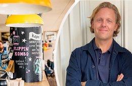 """Flippin' Burgers nya ägare: """"Vi behåller namn och koncept"""""""